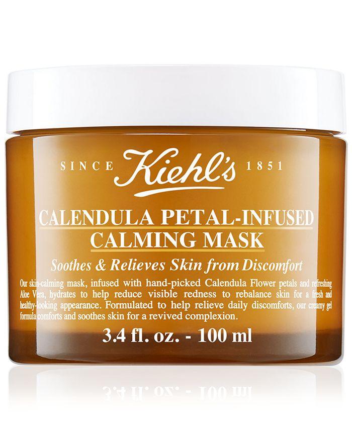 Kiehl's Since 1851 - Calendula Petal-Infused Calming Mask, 3.4-oz.
