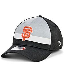 San Francisco Giants Youth Striped Shadow Tech 39THIRTY Cap