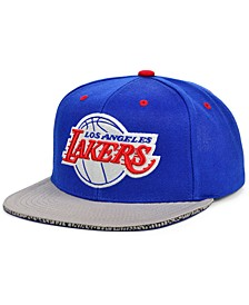 Los Angeles Lakers The Three Collection Cap