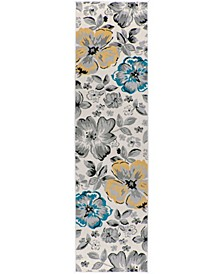 Haven 9098 Cream 2' x 10' Runner Area Rug