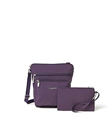Women's Pocket Crossbody