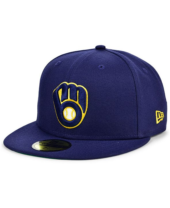 New Era Milwaukee Brewers 2020 Opening Day 59FIFTY-FITTED Cap