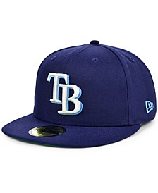 Tampa Bay Rays 2020 Opening Day 59FIFTY-FITTED Cap