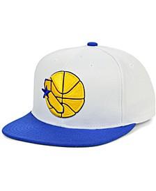 Golden State Warriors Fresh Crown Snapback Cap