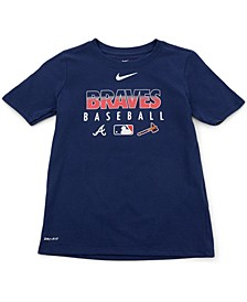 Atlanta Braves Youth Early Work T-Shirt