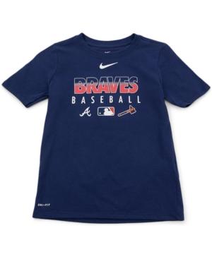 Nike Atlanta Braves Youth Early Work T-Shirt