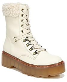Women's Sanders Lug Hiker Boots