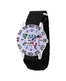 Disney Toy Story 2 Little Boys' Clear Plastic Watch 32mm