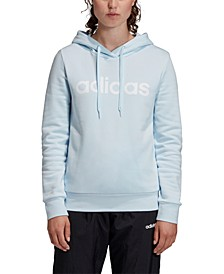 Women's Essentials Linear Fleece Hoodie