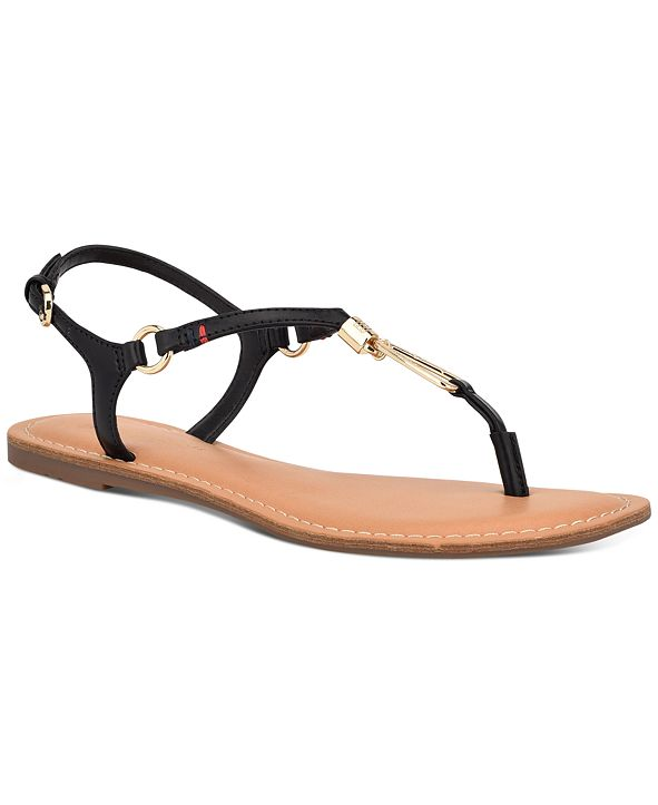 Tommy Hilfiger Leuca Flat Sandals