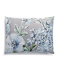 Floral Blooms 300-Thread Count Standard Sham, Created for Macy's