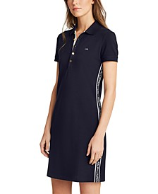 Petite Polo Shift Dress