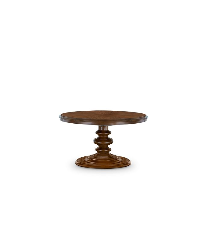 Furniture Orle Round Dining Table, Created for Macy's