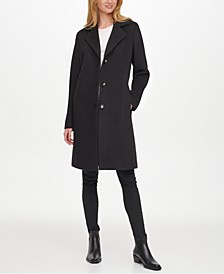 Petite Walker Coat, Created for Macy's