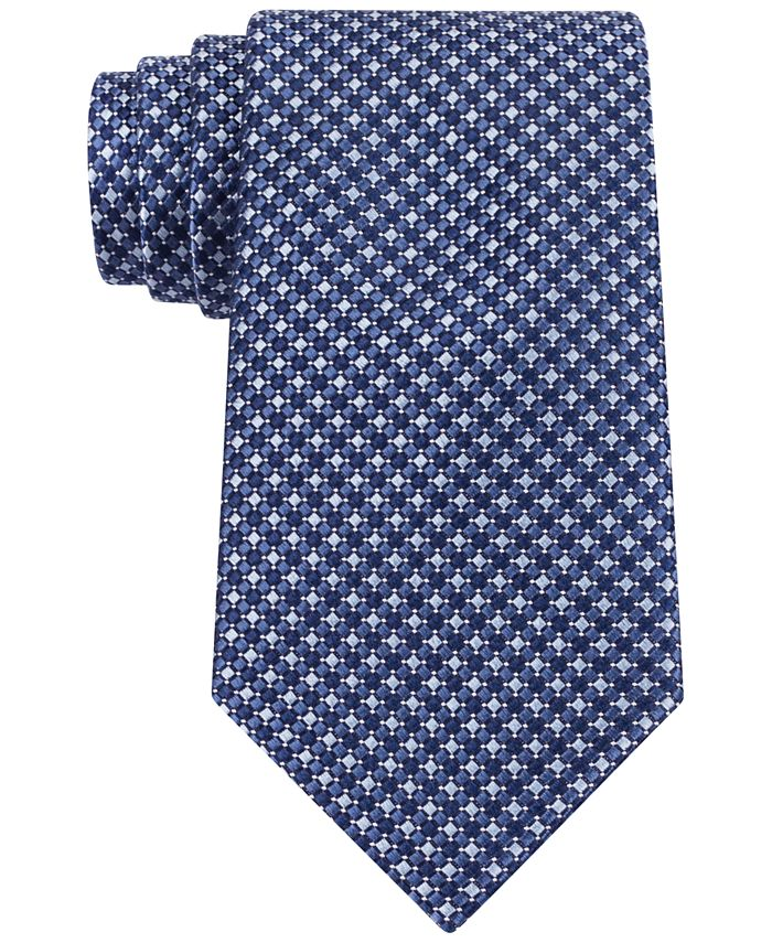 Tommy Hilfiger - Tie, Core Micro Unsolid Solid