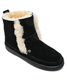 Women's Jade Sheepskin Booties