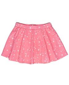 Little Girls Star Scooter Skirt