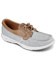 Women's GOwalk Lite - Sailor Boat Casual Sneakers from Finish Line