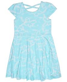 Little Girls Butterfly Dress