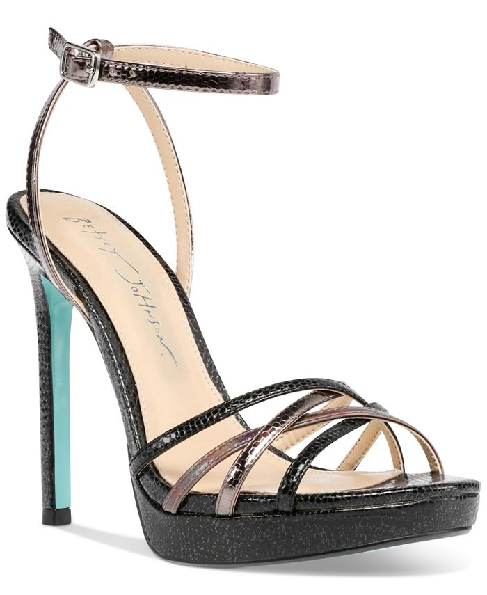 Betsey Johnson - Avah Evening Shoes