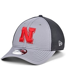 Nebraska Cornhuskers Grayed Out Neo Cap
