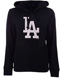 Women's Los Angeles Dodgers Headline Pullover Hoodie