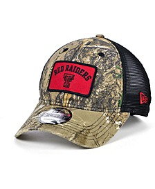 Texas Tech Red Raiders Patch Trucker 9FORTY Cap