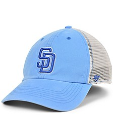 San Diego Padres Boathouse Mesh Clean Up Cap