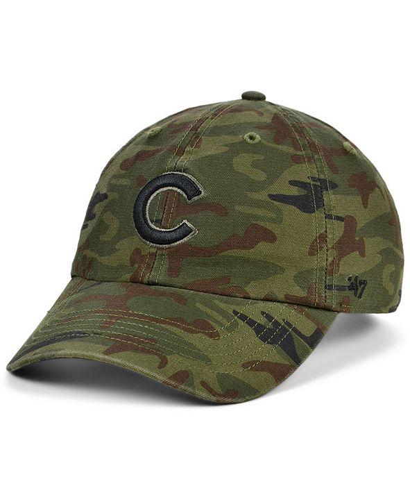 '47 Brand Chicago Cubs Regiment CLEAN UP Cap