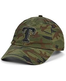 Texas Rangers Regiment CLEAN UP Cap