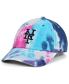 Women's New York Mets Tie Dye Adjustable Cap