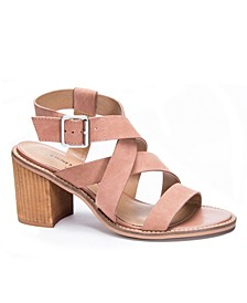Women's Cacey Block Heel Sandals