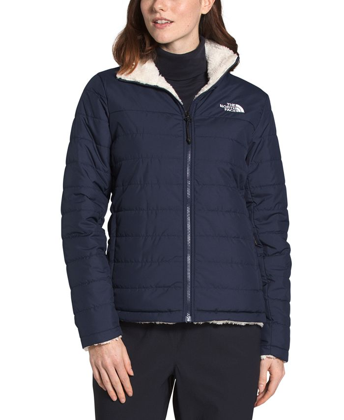 The North Face - Mossbud Reversible Fleece Jacket