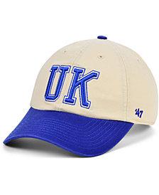 '47 Brand Kentucky Wildcats Vault 2 Tone Clean Up Cap