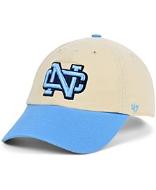 North Carolina Tar Heels Vault 2 Tone Clean Up Cap