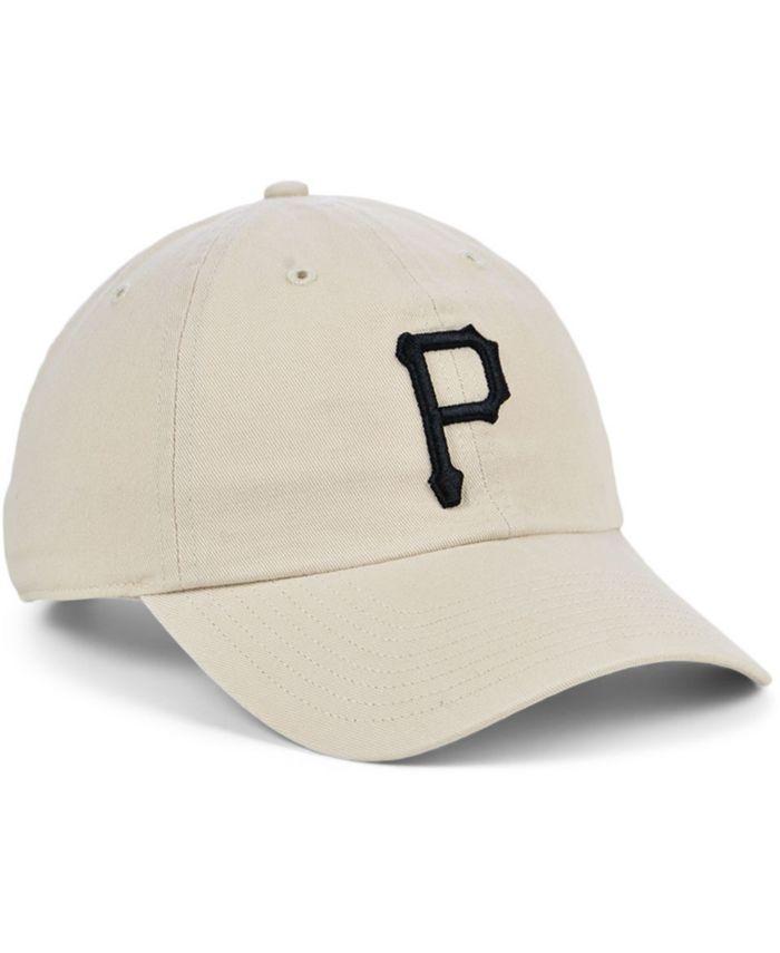 '47 Brand Pittsburgh Pirates Bone Clean Up Cap & Reviews - Sports Fan Shop By Lids - Men - Macy's