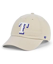 Texas Rangers Bone Clean Up Cap