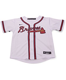 Atlanta Braves Infant Official Blank Jersey