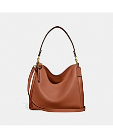 Leather Shay Shoulder Bag