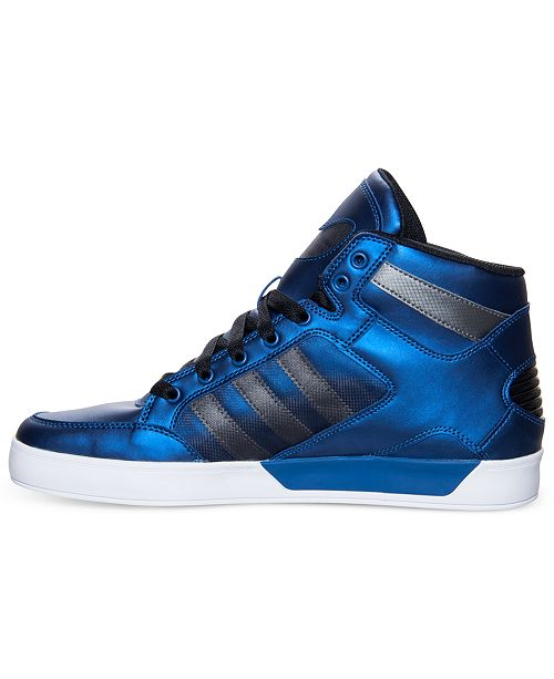 adidas. Men s Originals Hardcourt Hi Casual Sneakers from Finish Line. Be  the first to Write a Review. main image  main image  main image  main  image  main ... 728f88cc124d5