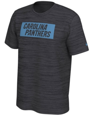 Nike Carolina Panthers Men's Legend Velocity Training T-Shirt