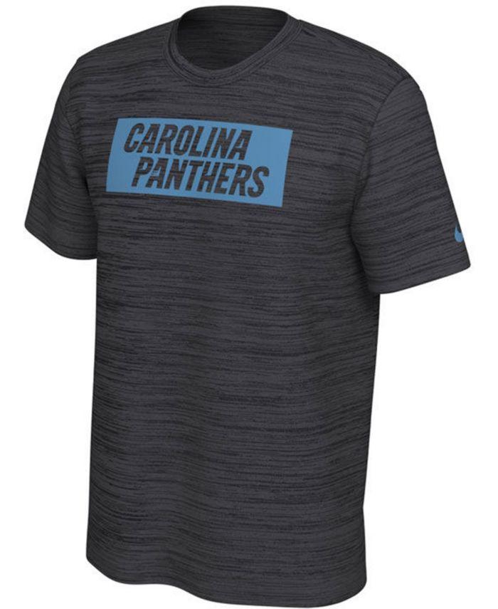Nike Carolina Panthers Men's Legend Velocity Training T-Shirt & Reviews - Sports Fan Shop By Lids - Men - Macy's