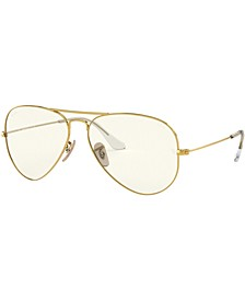 Unisex Evolve Photochromatic Glasses, RB3025