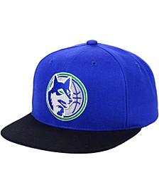 Minnesota Timberwolves 2 Tone Classic Snapback Cap
