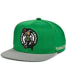 Boston Celtics The Drop Snapback Cap