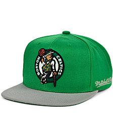 Mitchell & Ness Boston Celtics The Drop Snapback Cap