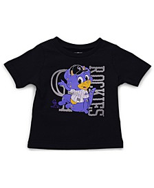 Toddlers Colorado Rockies  Mascot T-Shirt