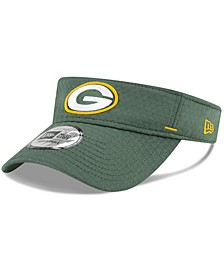 Men's Green Bay Packers 2020 Training Visor