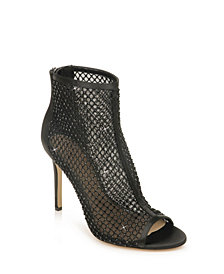 Jewel Badgley Mischka Women's Fiorella Bootie
