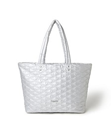 Women's Quilted Tote